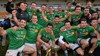 Plucky Leitrim retain FBD League
