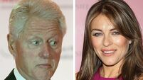 Hurley: Reports of affair with Bill Clinton 'totally untrue'
