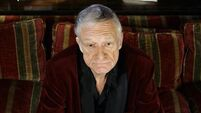 Hugh Hefner and wife Crystal 'happier than ever'