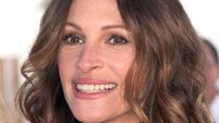 Julia Roberts was told her freckles make her look dirty