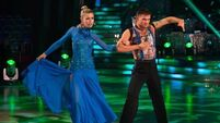 Abbey dismisses 'Strictly' gossip