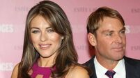 Warne 'still friends' with ex-fianceé Hurley