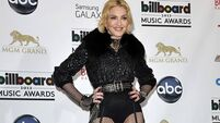 Madonna splits from dancer boyfriend