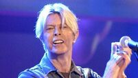 Bowie tipped for Brit