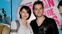 Matt Willis reads Eastenders lines to his wife in bed