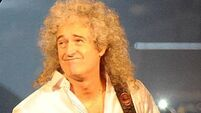 Queen's Brian May undergoing cancer tests