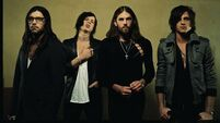 Kings of Leon headline Isle of Wight Festival