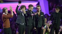 More than 40 million votes give 1D MTV accolade