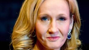 Rowling produces Potter stage play
