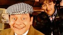 Del boy's coming back for charity special