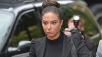 Tulisa in court on cocaine charge