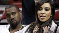 Kim 'not welcome at the same places Kanye is'
