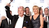 Success for 'Mrs Brown's Boys' at London awards bash