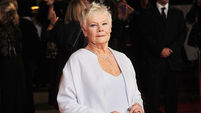 Dench up for Globe for Philomena role