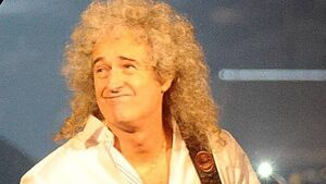 Queen guitarist Brian May gets the all-clear from cancer