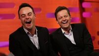 Ant & Dec 'shocked' by Ramsay prank reaction
