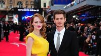Stars come out for 'The Amazing Spider-Man 2' premiere in London