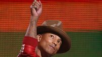 Pharrell planning to get into fashion business