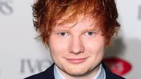Sheeran was on drugs when he got text from Hobbit director