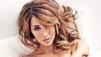 Rachel Stevens voted 'sexiest woman of all time'
