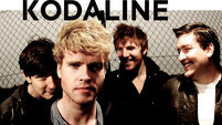 Kodaline finding it hard to stay sober on the road