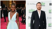 Fassbender 'keen to get serious' with Lupita