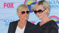 Ellen and Portia 'working through issues'