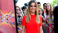 Cheryl Cole enjoyed a rose-themed 31st birthday party over the weekend
