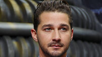 Troubled LaBeouf sober to avoid embarrassing Brad