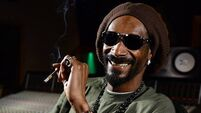 Snoop Dog smoked weed at the President's house