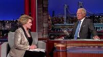 Video: Letterman storms out of Interview with Joan Rivers