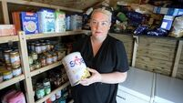 Founder of food bank told by council she can no longer make hampers from her home