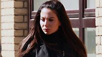 Tulisa: Row 'a playground slanging match'
