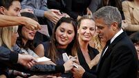Clooney proposed over home-cooked meal