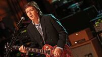 Sick McCartney cancels Japan gigs