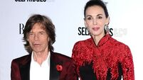Jagger tells of 'very hard year'