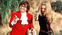 Groovy stamp of approval for Austin Powers, Dr Evil - and Wayne