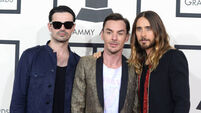 Thirty Seconds to Mars drummer Leto arrested on DUI charge