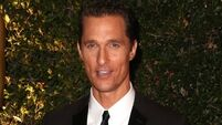 McConaughey a doubt for second Magic Mike