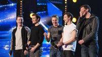 BGT winners Collabro sent rude pictures from middle-aged fans