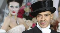 New job for disgraced designer Galliano