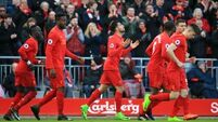 Emre shows Liverpool can hang among top four