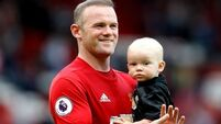 Was this Wayne Rooney's farewell?