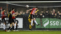 Derry finally put the brakes on Dundalk