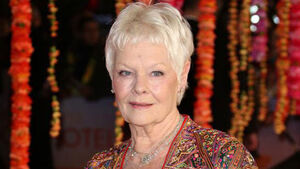 Judi Dench branching out into her other passion