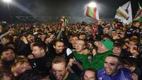 'A special time to be a Cork fan. It may take time to fully realise that'