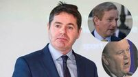Senior Fine Gael figures including Kenny and Noonan urging Paschal Donohoe to contest leadership