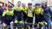 Byrne clings to yellow jersey