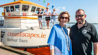 Cork Harbour tours to make waves