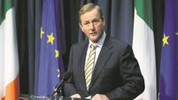Enda Kenny confident EU won't bring Ireland back to 'borders of division'